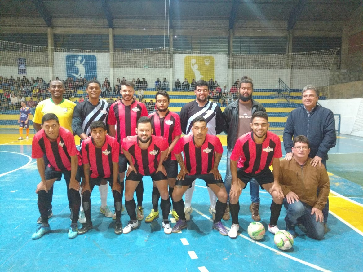 eabd4ebe7c Muzambinho perde partida da Taça EPTV de Futsal na Praça de Esportes ...