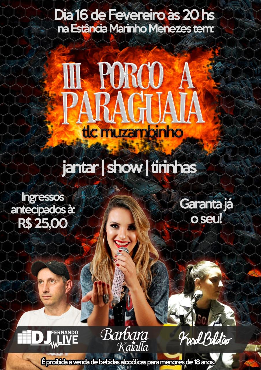 PorcoParaguaiaTLC
