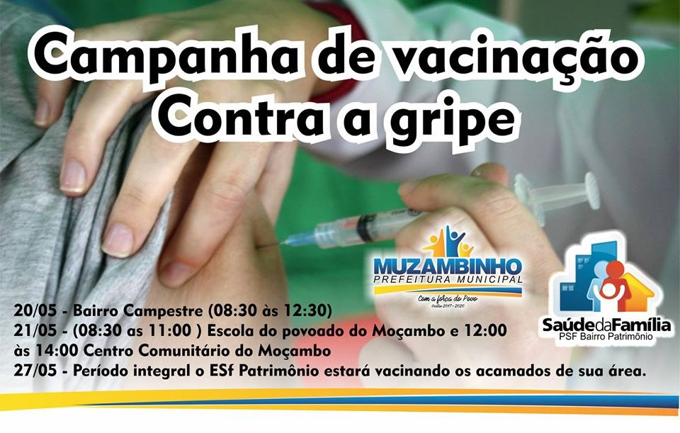 VacinaGripe2021