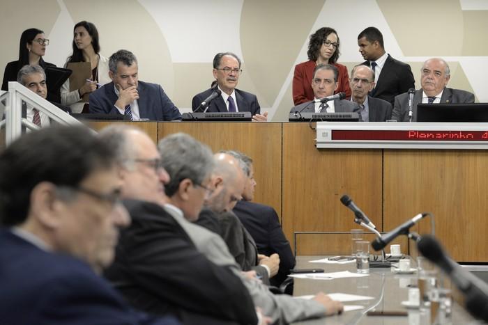 1ªReunião Conjunta das Comissões Participação Popular, Administração Pública e Constituição e Justiça