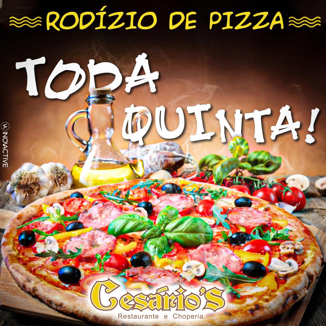 CesariosRodizioPizza