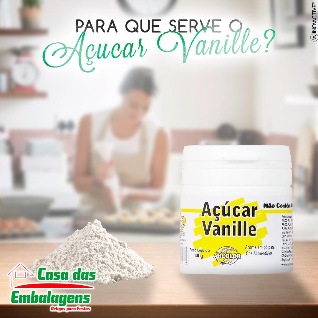 AcucarVanille