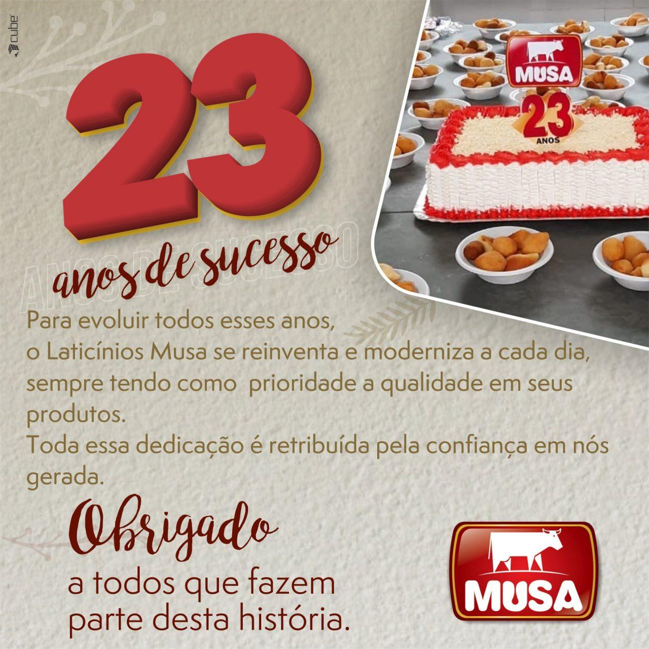 23anosMusa