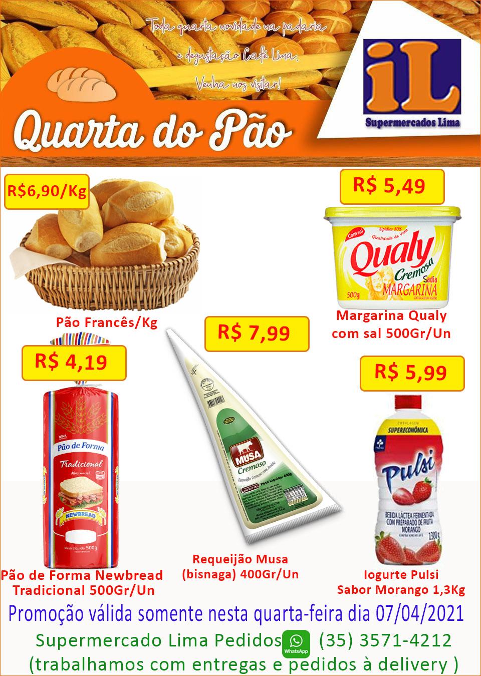 Quarta do Pao070421