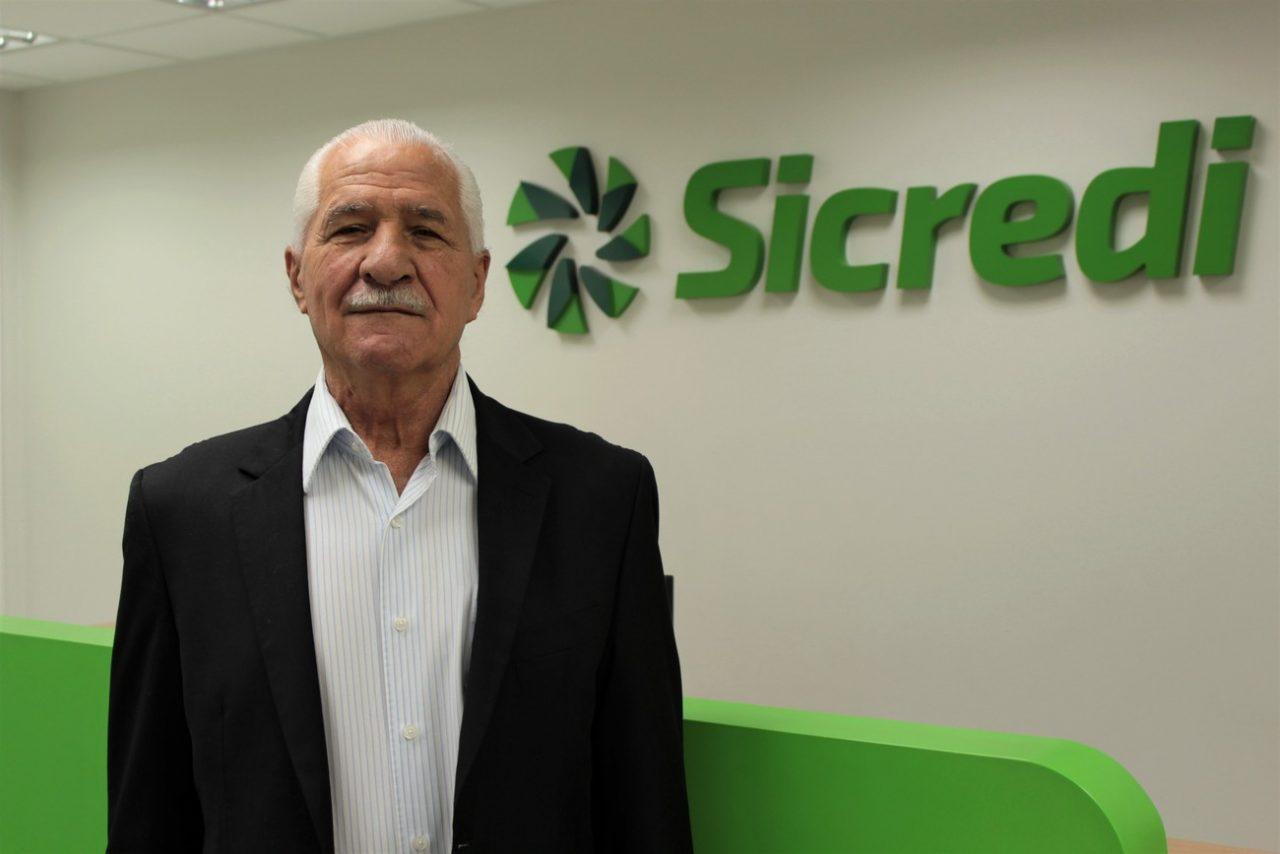 Presidente da Sicredi das Culturas, Antenor José Vione
